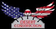 Desert Construction Services Logo